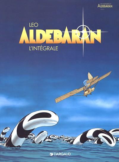 Couverture de Aldébaran -INT- L'intégrale
