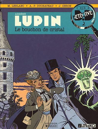 Arsène Lupin (Duchâteau, CLE)