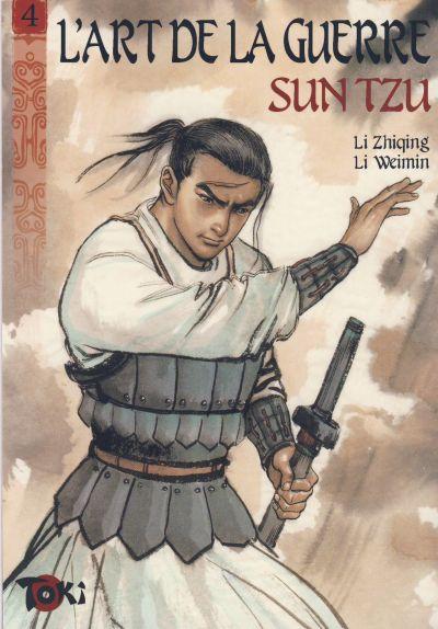 Couverture de L'art de la guerre (Zhiqing) -4- De l'engagement de la guerre (deuxième partie)