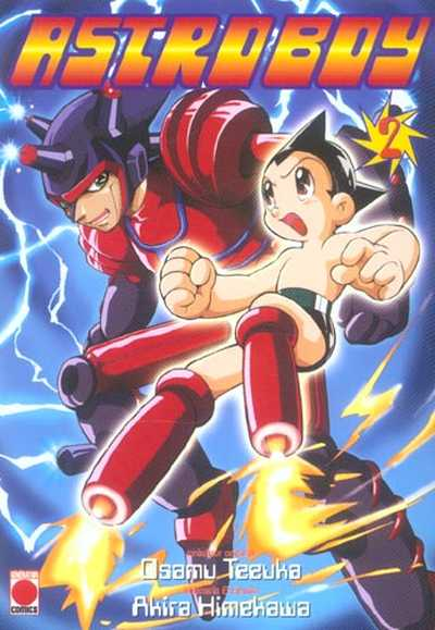 Couverture de Astro Boy (Panini) -2- Volume 2