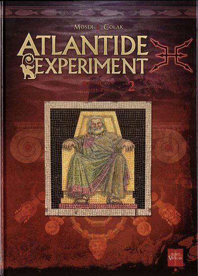 Atlantide Experiment Tome 2