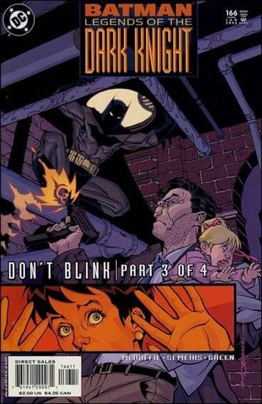 Couverture de Batman: Legends of the Dark Knight (1989) -166- Don't blink part 3