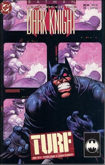 Couverture de Batman: Legends of the Dark Knight (1989) -44- Turf part 1