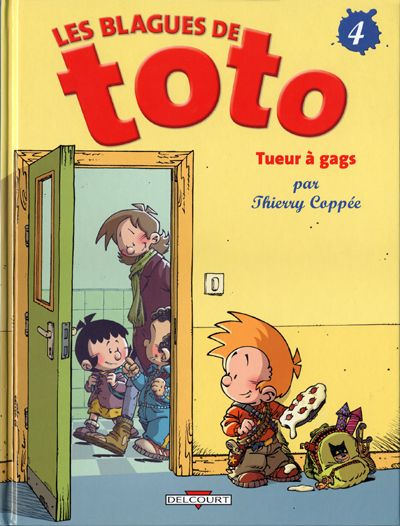 Les blagues de Toto - Tome 4