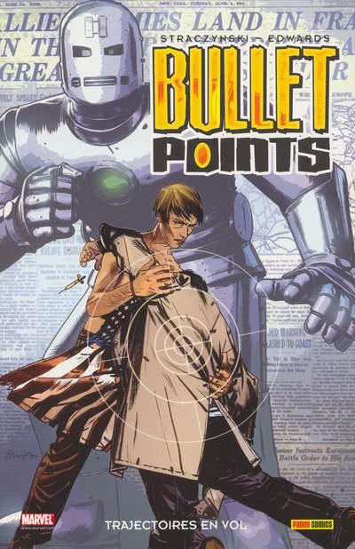 [100% Marvel] Bullet Points - Trajectoires en vol - FR - CBR