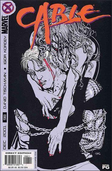 Couverture de Cable (1993) -98- Como esta, usted ?