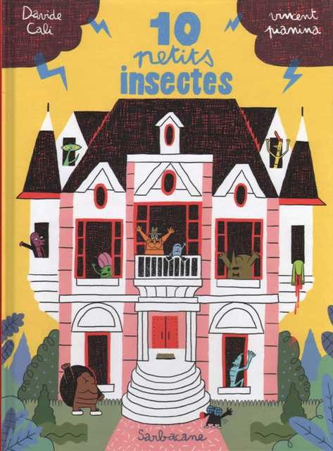 10 Petits Insectes - tome 1