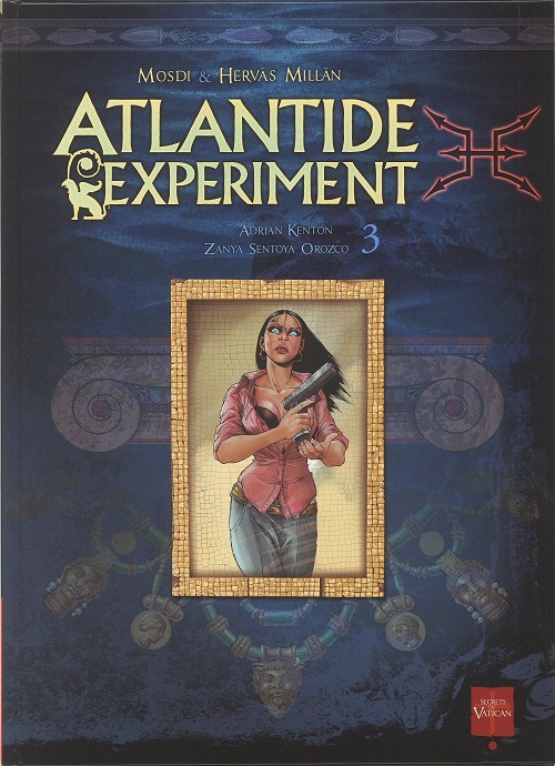 Atlantide Experiment Tome 3