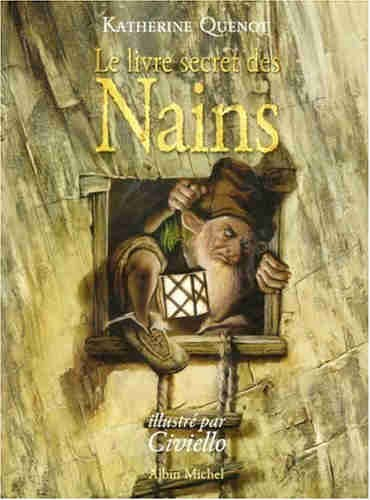 Le Livre secret des Nains One shot