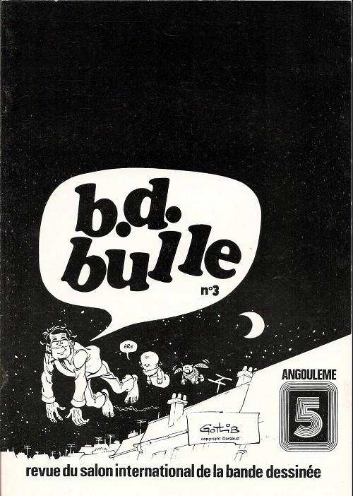 Doc b d bulle 3 angoul me 5 for Salon de la bd angouleme