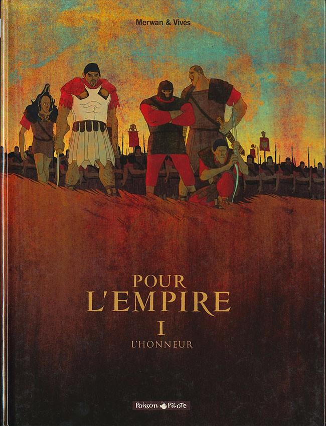 Pour l'Empire Tome 1
