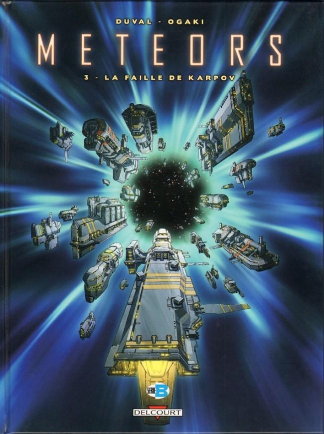 Meteors 03 Tomes