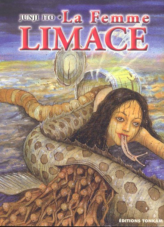 La Femme Limace (Junji Ito collection)