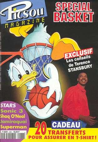 Couverture de Picsou Magazine -268- Picsou Magazine N°268