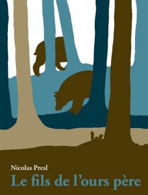 Le fils de l'ours p�re roman graphique