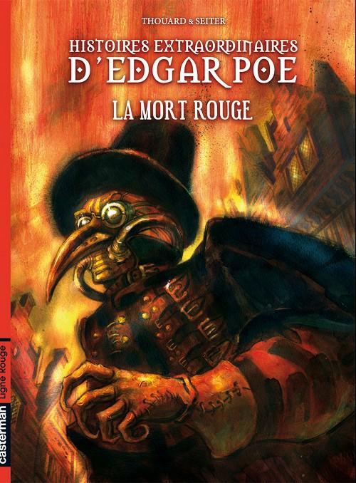 Histoires extraordinaires d'Edgar Poe - Tome 3 final
