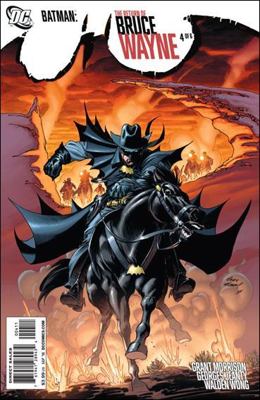 Batman - Le retour de Bruce Wayne