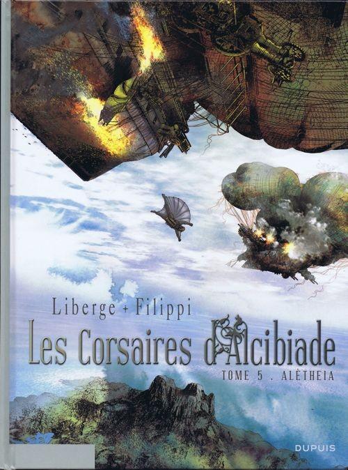 les Corsaires d'Alcibiade Tome 05
