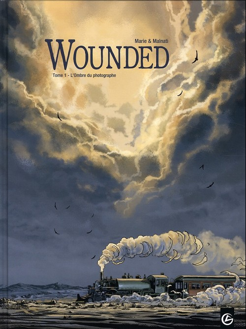 Wounded Tome 1 [BD] [MULTI]