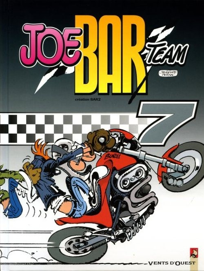 Joe Bar Team Tome 7