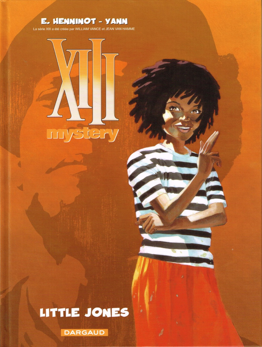 XIII Mystery VOL 03