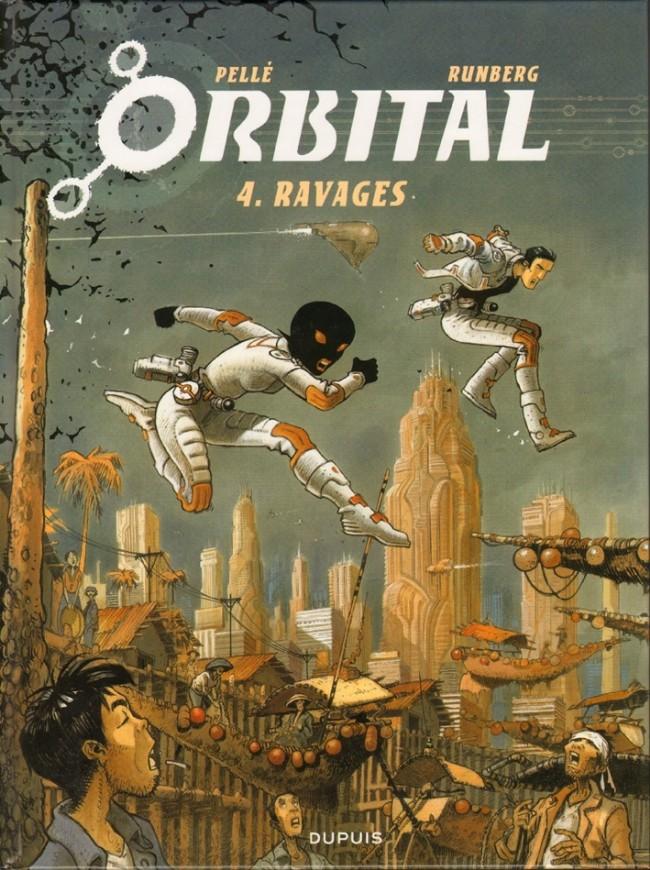 Couverture de Orbital -4- Ravages