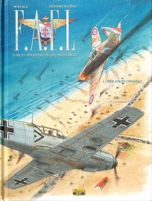 F.A.F.L Force Aériennes Françaises Libres 5 Tomes PDF