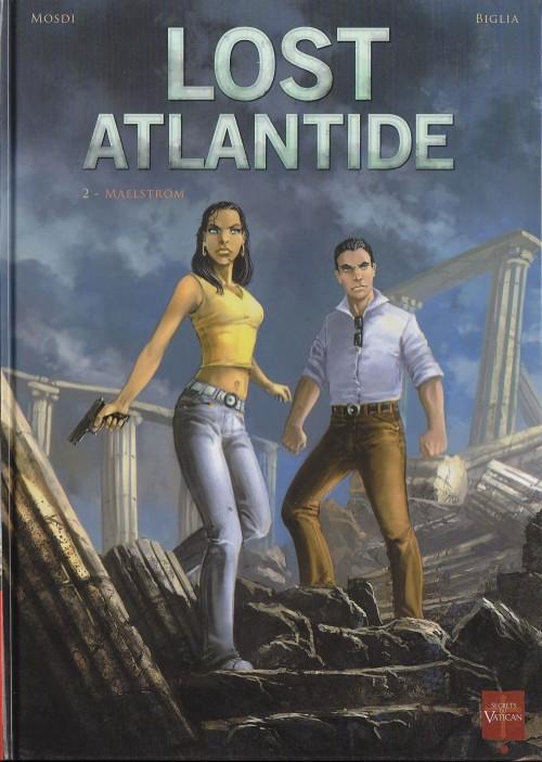 Lost Atlantide Tome 2