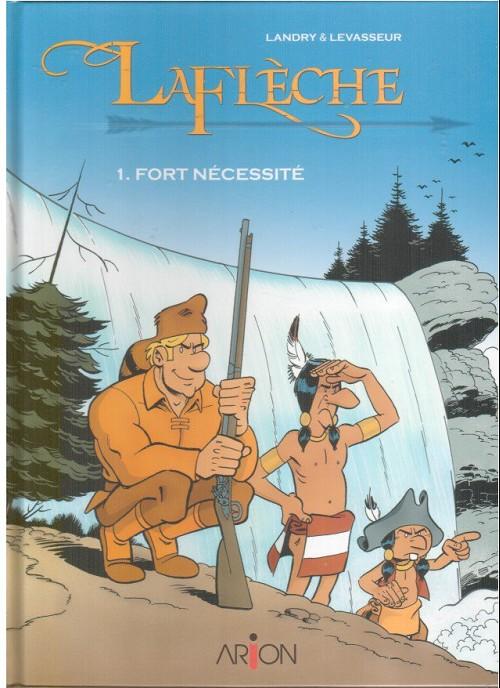 LaFlèche - 2 Tomes