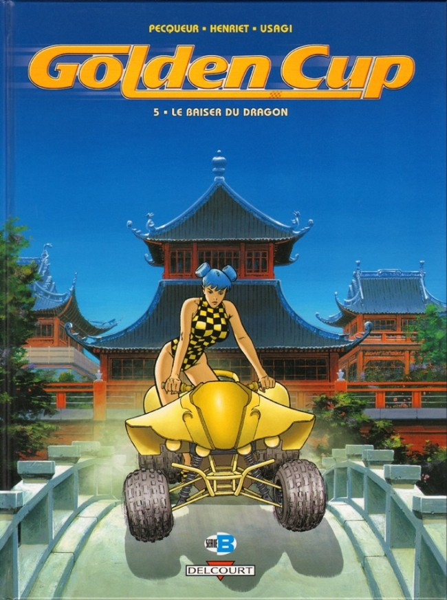 Golden Cup 04 Tomes