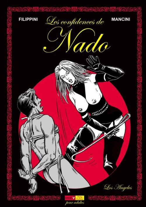 Couverture de Les confidences de Nado -5- Los Angeles