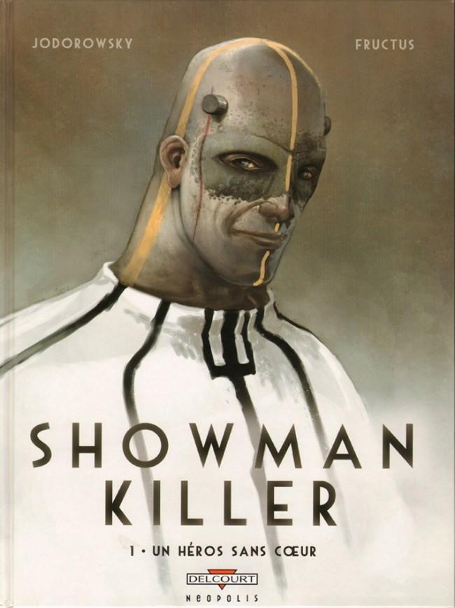 Showman Killer Tomes 1 - 2