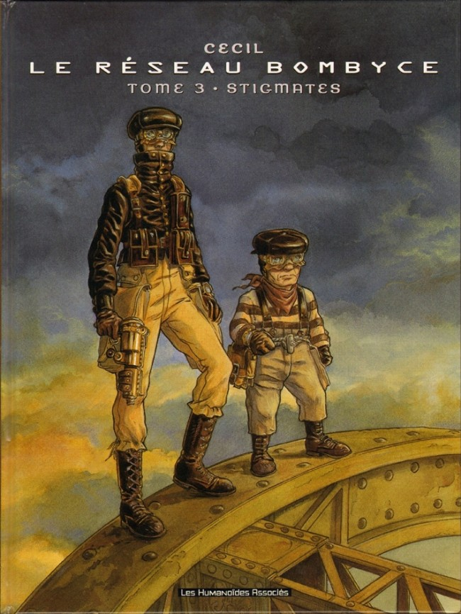 Le Réseau Bombyce Tome 03