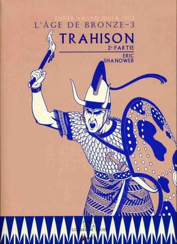 L'Age de Bronze intégrale 4 tomes + HS PDF