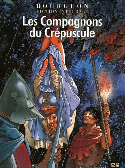 Les Compagnons du Cr�puscule - T01 � T03