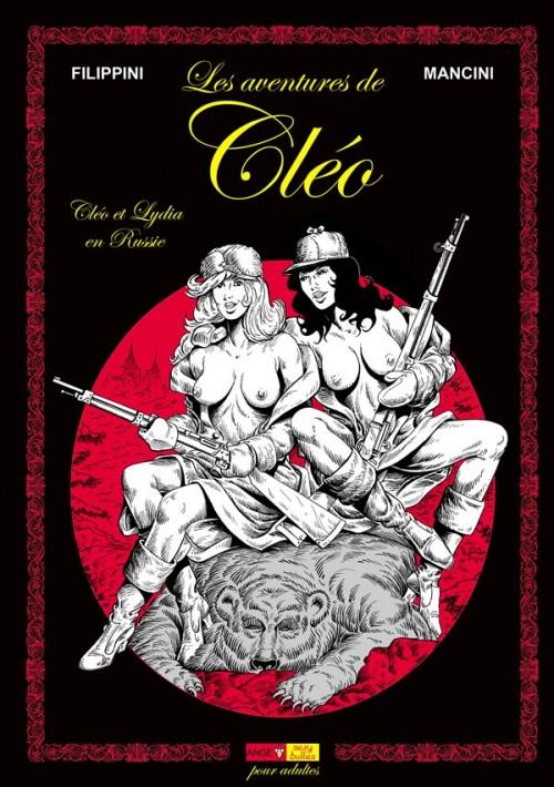 Couverture de Cléo (Les aventures de) (Colber) -9- Cléo et Lydia en Russie