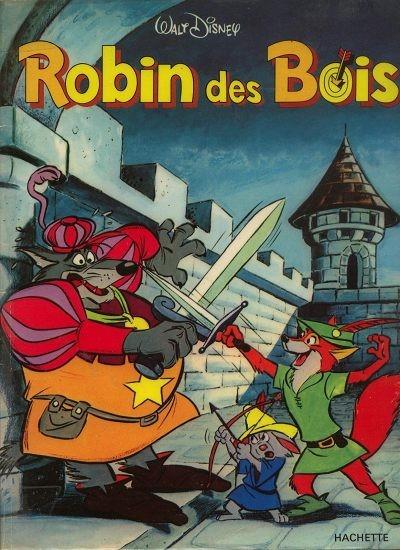 Robin des bois (Disney)  BD, informations, cotes ~ Image Robin Des Bois Disney