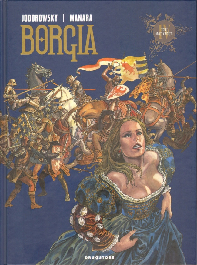 Borgia T4
