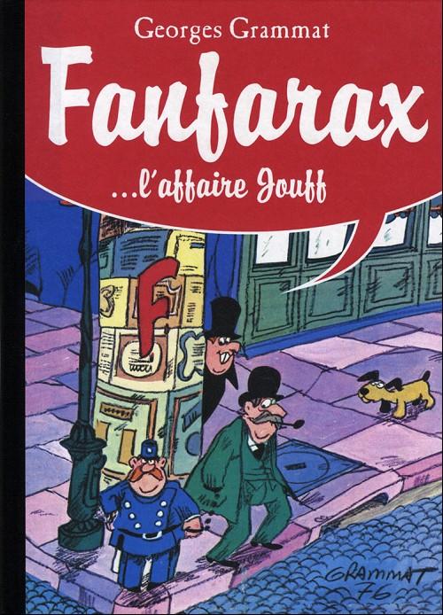 Fanfarax et l'affaire Jouff