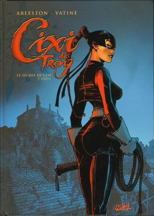 Cix de Troy Tome 02