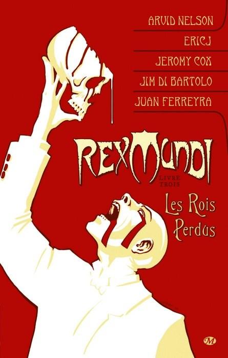 Couverture de Rex Mundi -3- Les Rois Perdus