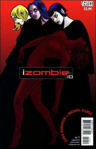 Couverture de iZombie (2010) -10- Next of kin