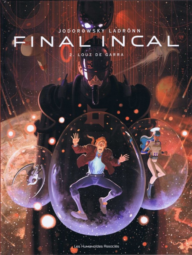 L'Incal - Final Incal Tome 02