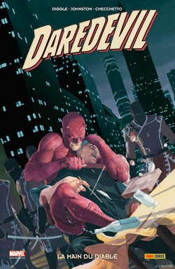 Daredevil - tome 21 : La main du diable
