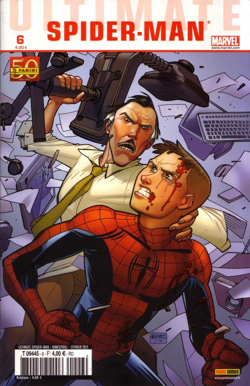ultimate spider man 2e srie 6 jeux interdits 3 et 4