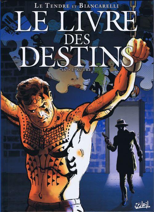 Le Livre des Destins Tome 4 PDF