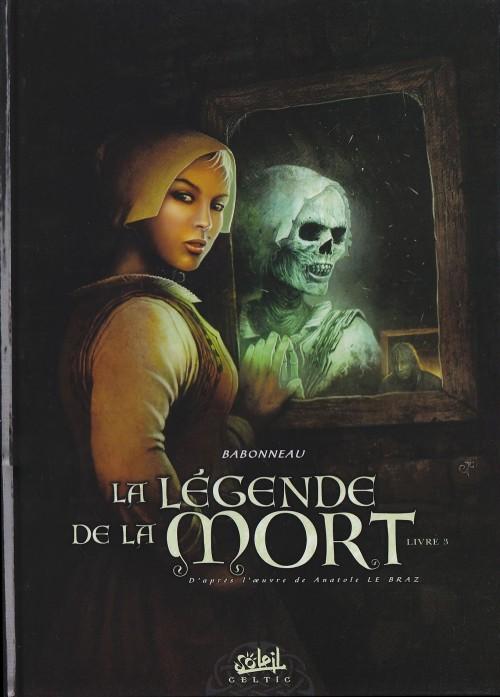 La légende de la mort tome 3 Final CBR