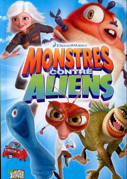 monstre contre alien le film