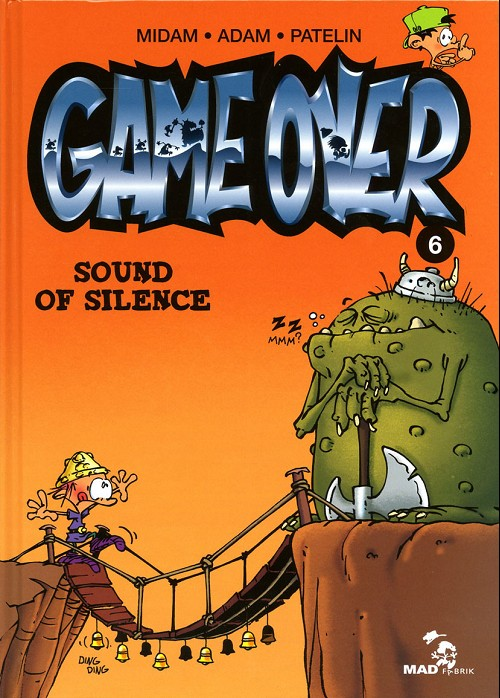 [Multi]  Game over - T06 - Sound of silence