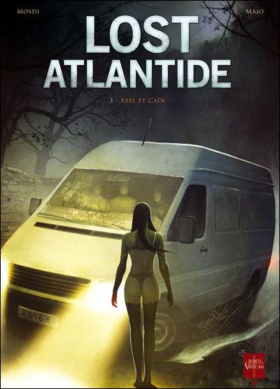 Lost Atlantide Tome 3
